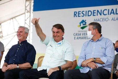 Bolsonaro diz que voto impresso tem mãe e pai: bia kicis e arthur lira