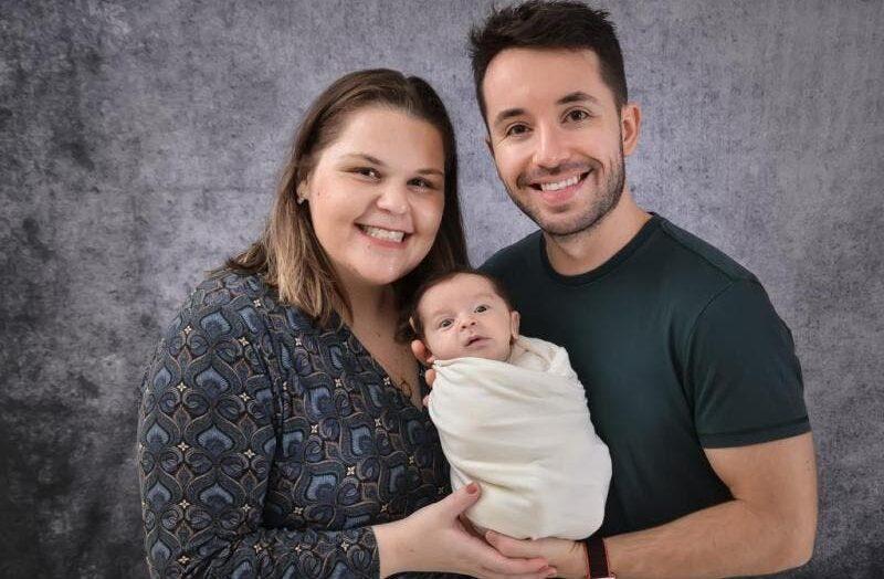 Bebê nasce com anticorpos contra a covid-19 em sc; mãe foi vacinada na gravidez