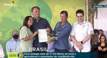 """Durante evento em açailândia, bolsonaro chama flávio dino de """"gordinho ditador aqui do maranhão"""""""