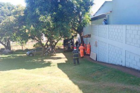 Bomba é enviada como presente para lar de idosos; maioria deles é cadeirantes