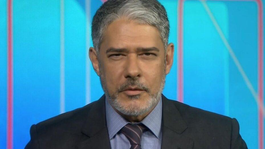 De volta ao jornal nacional, william bonner aparece com barba e choca público