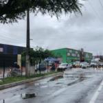 Chuva forte alaga ruas em natal e deixa trânsito lento em vários pontos; confira