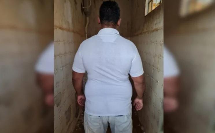 """Homem é preso por estuprar sobrinha de 10 anos: """"acho que tô grávida"""""""