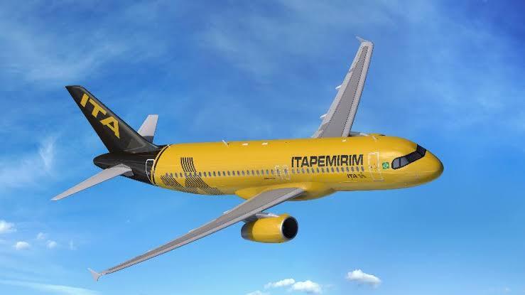 Com natal na malha a partir de agosto, nova aérea ita começa a vender passagens