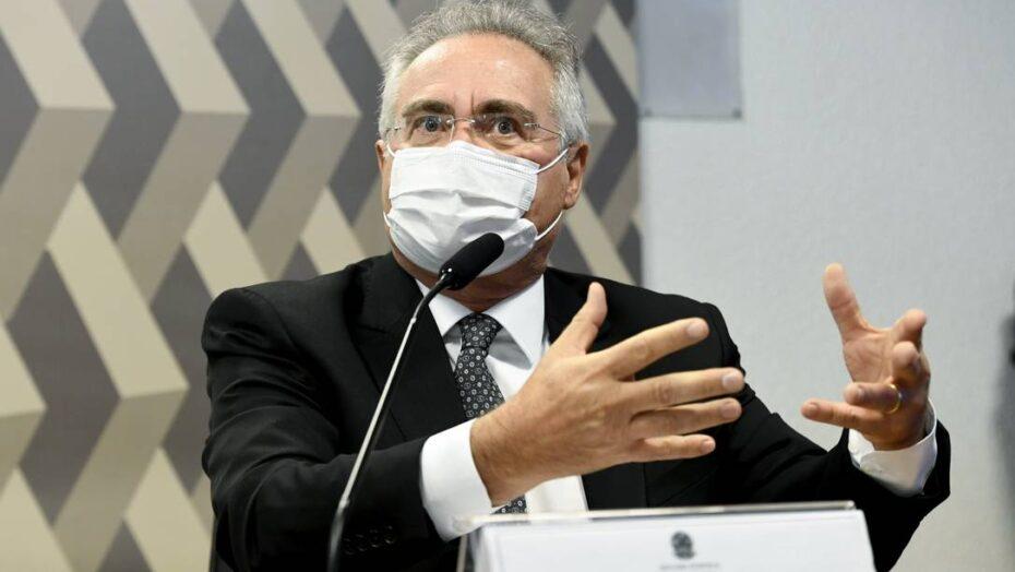 Renan diz ao stf que silêncio de pazuello na cpi da covid 'prejudicará trabalhos', mas que será respeitado