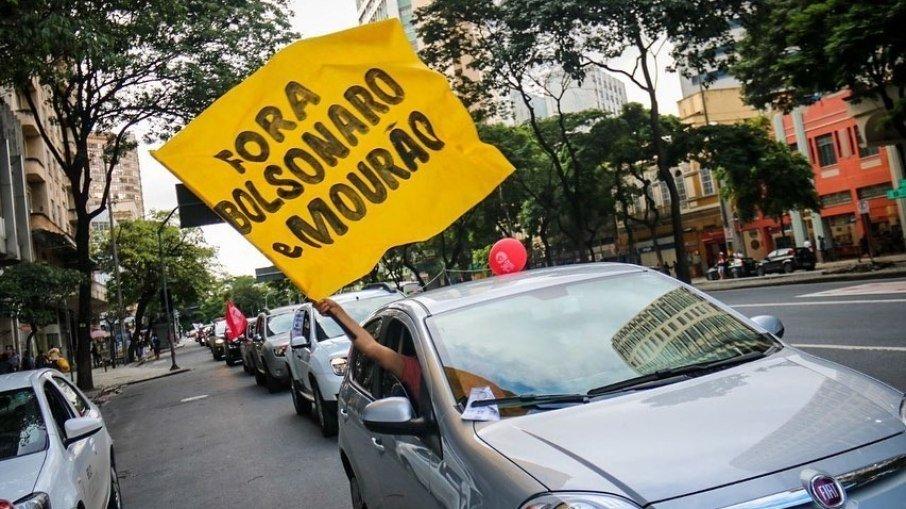 Manifestações contra bolsonaro ocorrerão em natal e outras 74 cidades no próximo sábado 29