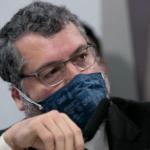Itamaraty pediu insumos para produzir cloroquina, diz ernesto araújo na cpi da covid