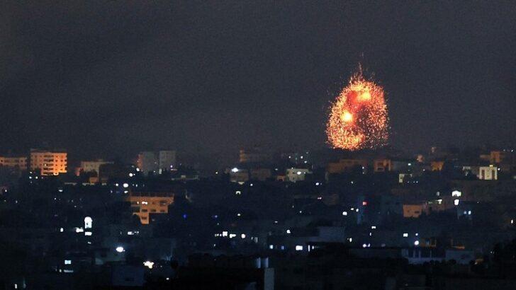 Soldados israelenses entram na faixa de gaza, diz exército