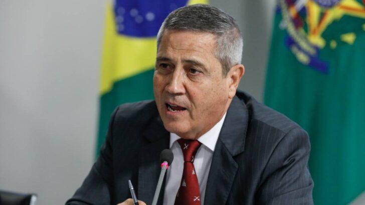 Braga netto manda cortar compra de bebida alcoólica pelas forças armadas