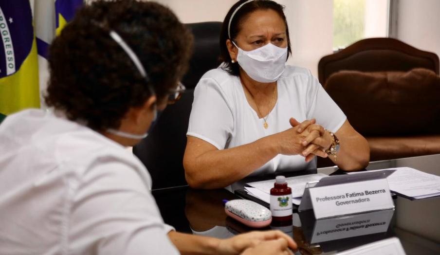 Fátima bezerra solicita ao ministério da saúde insumos para kit intubação e equipamentos