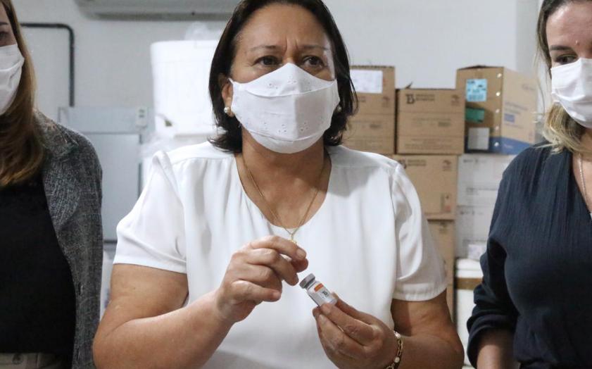 Governadora do rn anuncia chegada de mais 16,6 mil doses da coronavac nesta sexta-feira