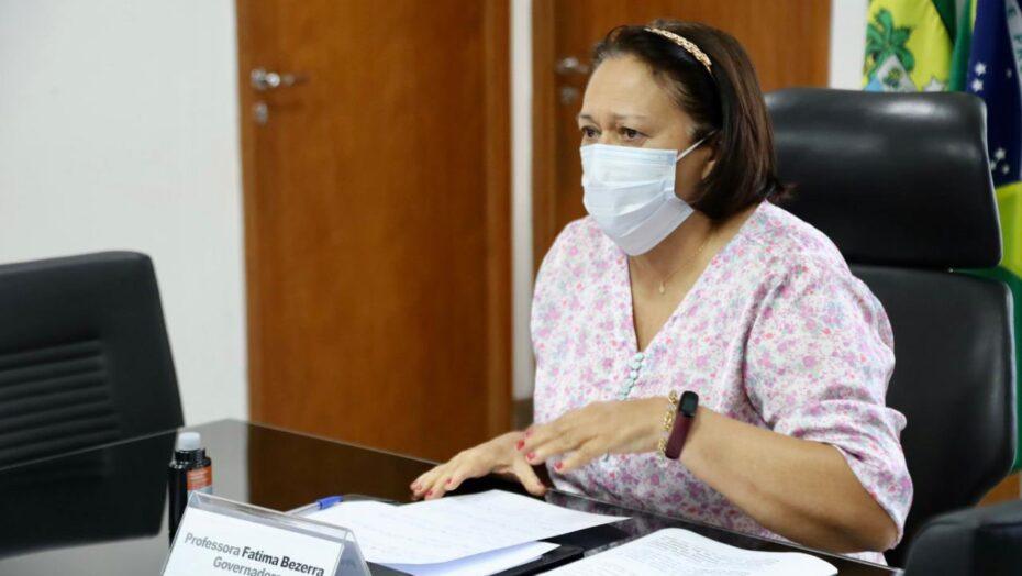Fátima bezerra envia ofício ao ministério da saúde e solicita inclusão dos profissionais da educação