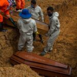 Brasil chega a 55 dias com média de mortes por covid-19 acima dos 2 mil por dia