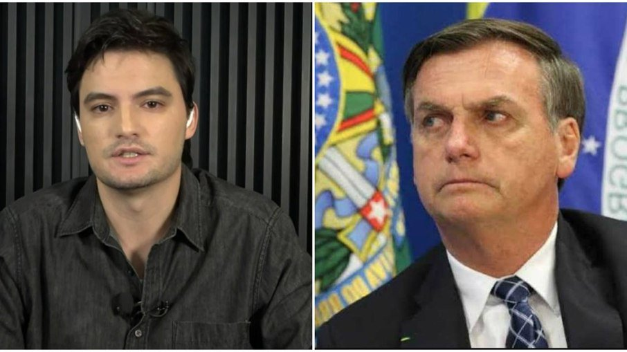 Justiça tranca investigação contra felipe neto por críticas a bolsonaro