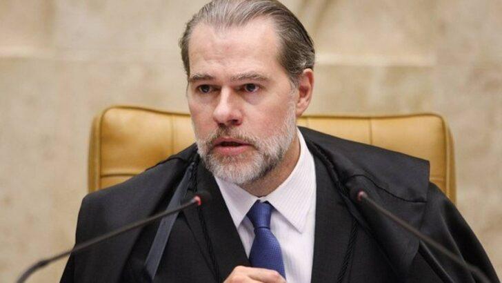 Pf pede ao stf que abra inquérito contra toffoli, acusado de vender decisões