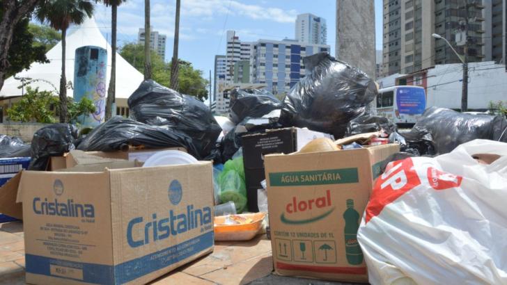 Rn perde 670 milhões de reais por ano de receita com lixo não reciclado