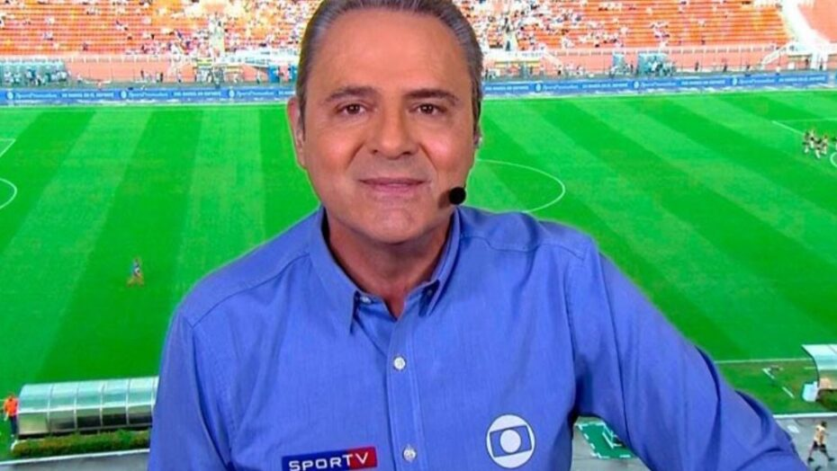Narrador da globo, luis roberto detona o brasil por sediar a copa américa: 'que alegria, só que não'