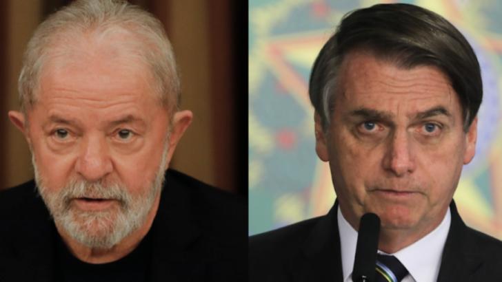 """Bolsonaro diz que lula """"continua criminoso"""" apesar de anulação do processo"""