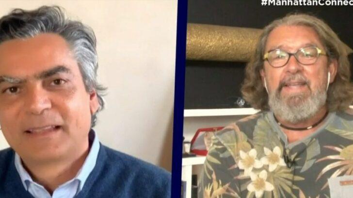 Diogo mainardi pede demissão da tv cultura e deixa 'manhattan connection' após xingar advogado