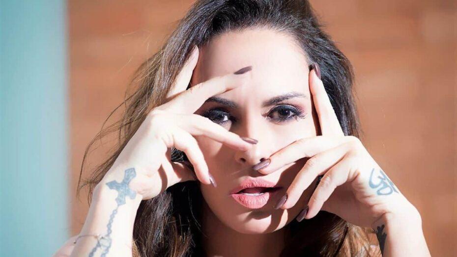 Atriz núbia oliiver é investigada pela pf por suposto envolvimento em rede de prostituição