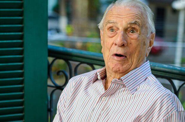 """Aos 101 anos, orlando drummond, dublador de scooby doo e popeye, está internado com quadro grave: """"muito guerreiro"""""""