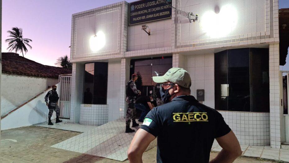 Operação raposa: vereador e controlador da câmara municipal de caiçara do norte são presos