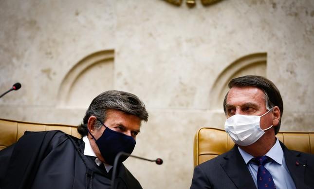 Bolsonaro irá ao stf contra as restrições impostas por governadores e prefeitos