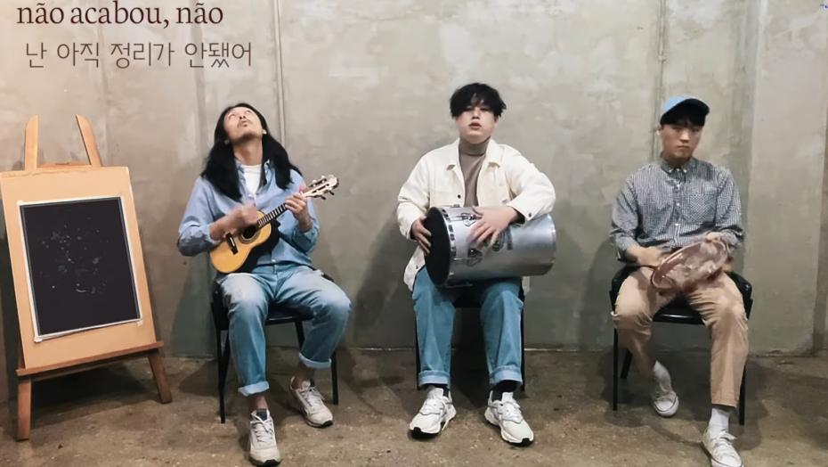 Coreanos montam grupo de pagode, fazem covers de músicas brasileiras e viram sensação na internet