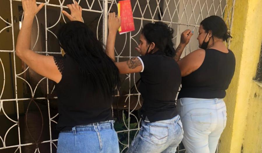 Pm prende trio de mulheres suspeitas de roubo a passageiros de ônibus em natal