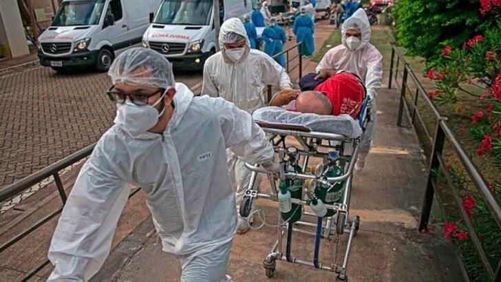 Mortes por covid-19 da população entre 40 e 49 anos aumentaram 57% sem vacinação