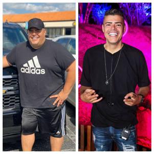 Rafael vannucci, filho da cantora vanusa, impressiona após bariátrica e eliminar mais de 70 kg