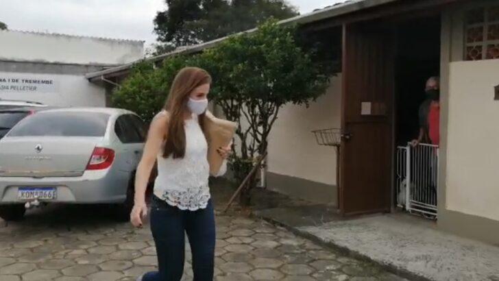 Suzane von richthofen deixa presídio em tremembé para 'saidinha' temporária