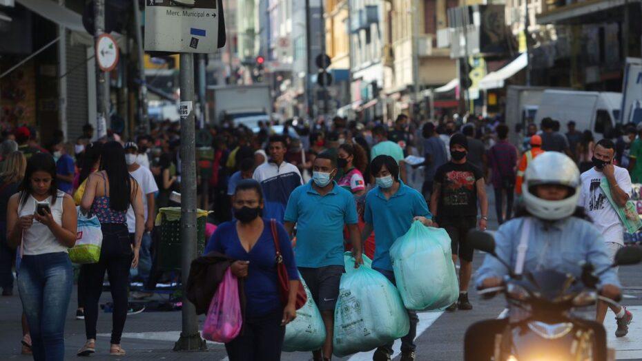 Ibge: desocupação no 1º trimestre foi puxada por norte e nordeste