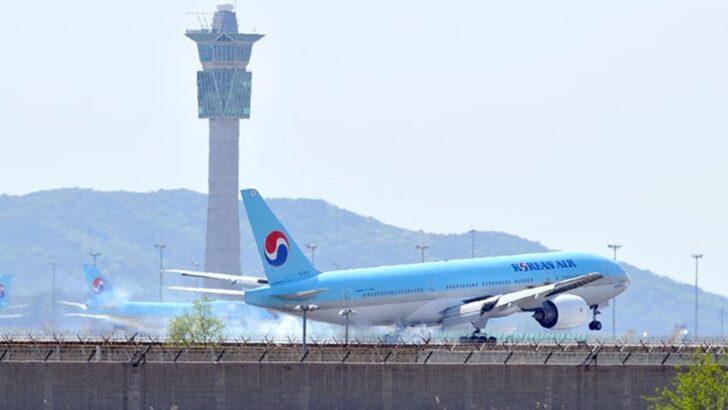 Passageiros voam a 'lugar nenhum' para fazer compras com descontos em free shops na coreia do sul