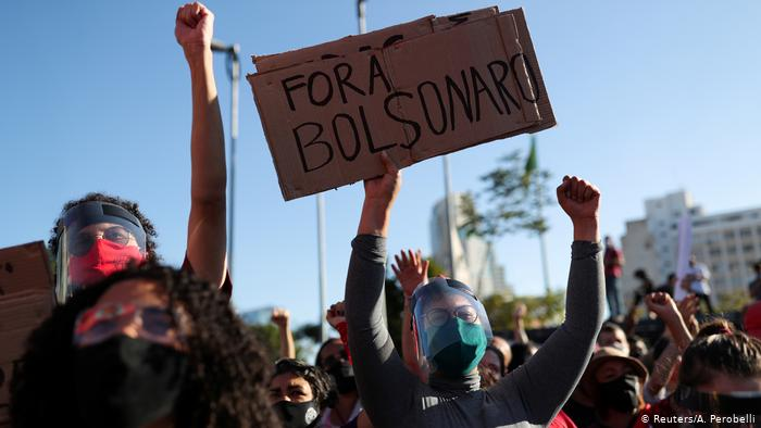 Natal e mais de 30 cidades terão protestos neste sábado contra bolsonaro