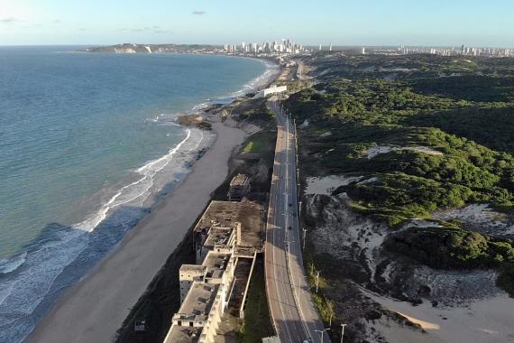 Proposta do plano diretor de natal para ampliação de uso da via costeira possibilitará retomada do turismo
