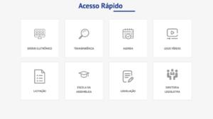 De olho da experiência do usuário, alrn amplia transparência e gera pertencimento com novo site