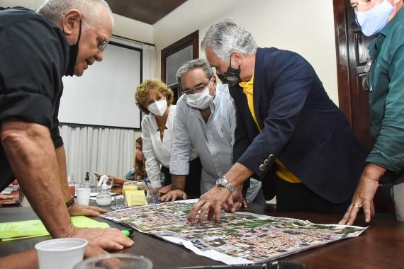 San vale e parque das colinas ganham r$ 12 milhões para obras