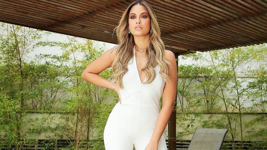 """Sarah andrade estreia no sbt após saída do """"bbb 21"""""""