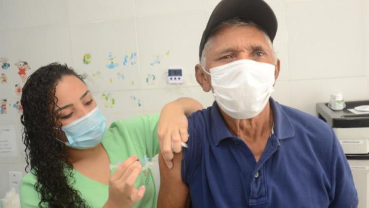 São gonçalo do amarante inicia 2ª etapa da vacinação contra a influenza; idosos com 60 anos ou mais e professores são público-alvo