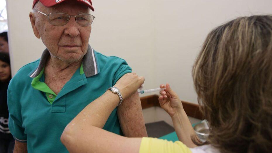 Segunda etapa da campanha de vacinação contra gripe começa nesta terça-feira