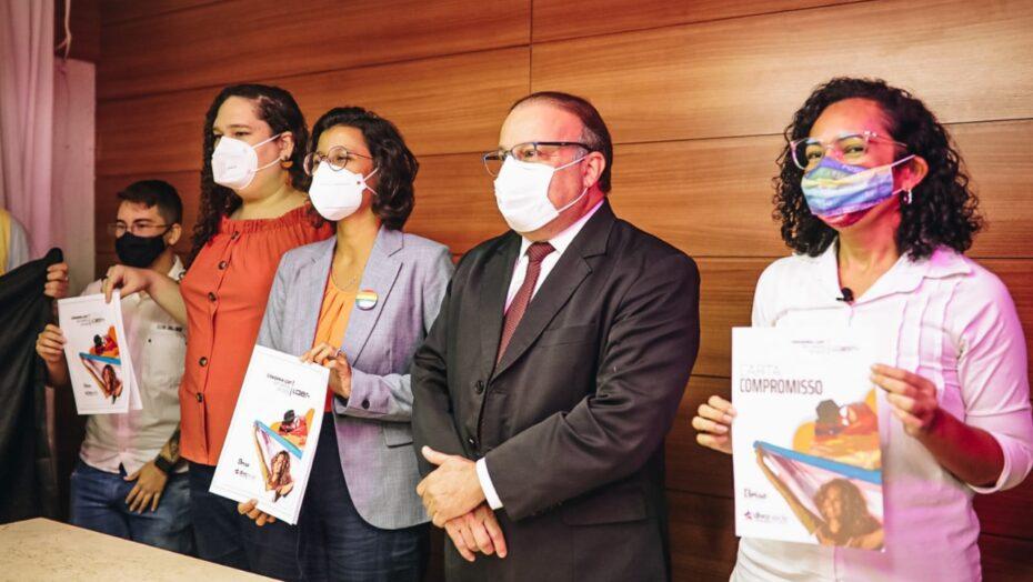 Vereadoras pedem inclusão de projetos de direitos lgbt+ na pauta da cmn