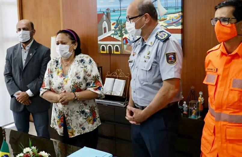 Governo do rn promove 247 praças e oficiais da polícia militar