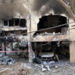 """VÍdeo: jogador brasileiro mostra imagens de sua casa destruída por míssil após bombardeio em israel: """"milagre que estejamos vivos"""""""