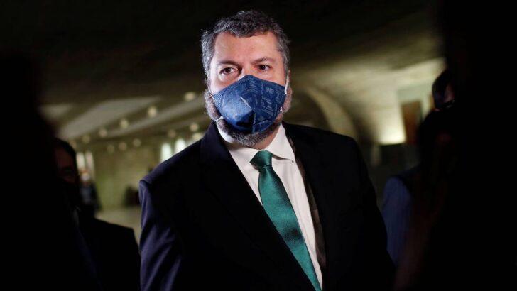 'comunavírus', ernesto araújo criticou quarentena na china e disse que pandemia era oportunidade para 'acelerar projeto globalista'