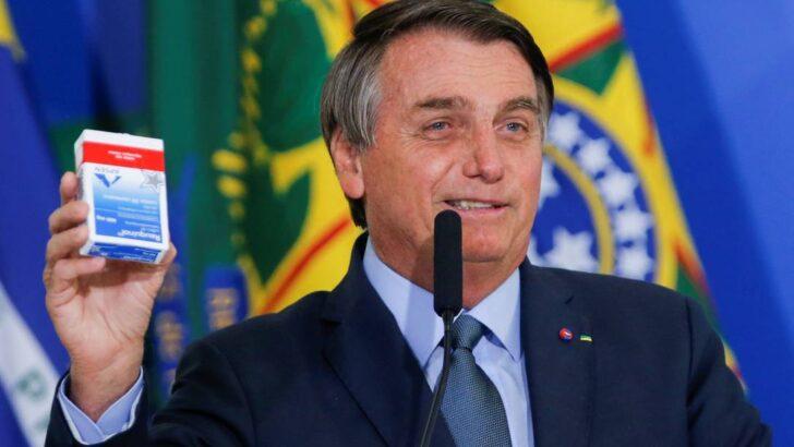 Na américa latina, defesa da cloroquina no tratamento contra a covid-19 une brasil e venezuela