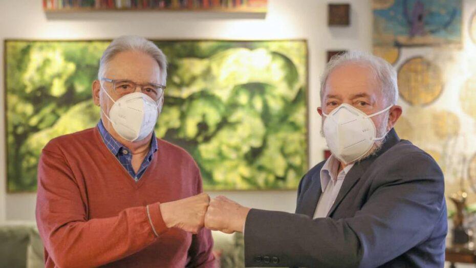 Lula e fernando henrique se reuniram para discutir democracia e crise sanitária
