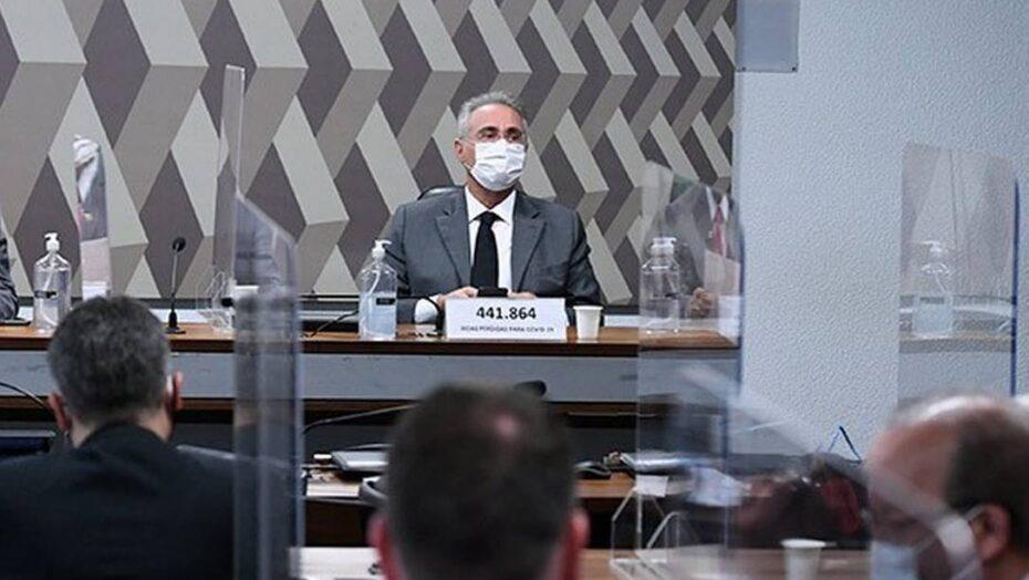 Renan calheiros compara pandemia no brasil a genocídio nazista, e governistas reagem