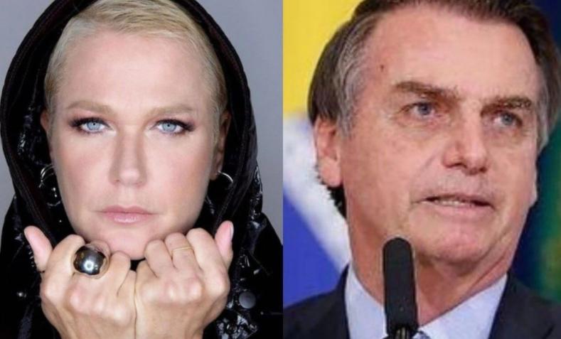 Xuxa reclama que site que pede impeachment de jair bolsonaro saiu do ar