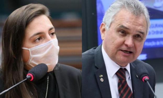 """Natália: """"maioria do povo reprova governo que é aliado de um vírus"""""""